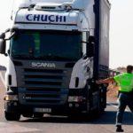 Tráfico vigilará en una campaña a camiones y autobuses