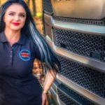Diana Stoian, de  enfermera a camionera y la diáspora.