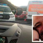 Un Guardia Civil muerto y dos heridos en un control, atropellados por el conductor de una furgoneta que dice que no los vio