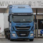 BMW Logistik: realiza transporte con camiones de GNL de bajas emisiones