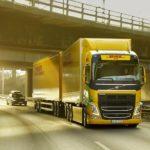 Volvo FH eléctrico de 60 tn inicia pruebas en DHL en Europa