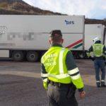 Investigan al conductor de un camión que superaba seis veces la tasa máxima de alcohol a la altura de Santomera