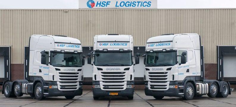hsf logistics scania