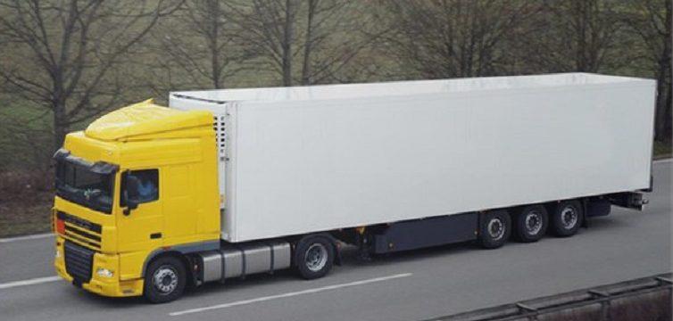 poster lastwagen