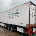 Tim Lliria Trans necesita conductores de tráiler 1.900 – 2.500 euros ruta nacional