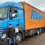Multa de 126.79 € a un camionero  por 6 minutos de aparcamiento para comprar el pan