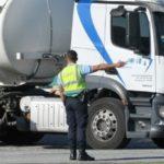 La policía Portuguesa GNR detecta en 6 días 904 infracciones al tacógrafo en vehículos pesados
