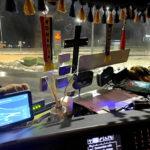 Un parabrisas totalmente tapado: Denunciado un camión por el «CAOS» provocado en el campo de visión
