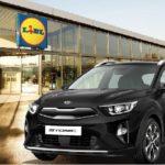 Lidl empieza a vender coches en supermercados con contrato de 4 años y desde 90 € al mes