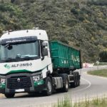 Grupo Logístico Alfonso necesita chóferes de diferentes puntos de la península para ruta nacional e internacional