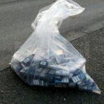 1.000 paquetes de cigarrillos descubiertos en la cabina de un camionero ucraniano