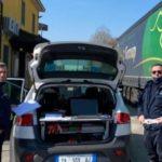 Multado con 7.000 € en Italia. Policía: «las empresas que los explotan tienen la culpa»