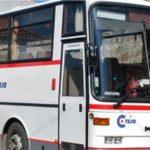 Un niño de tres años olvidado más de ocho horas abordo de un autobús en Rio Maior
