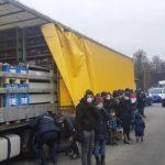 Encarcelado el conductor de un camión acusado de contrabando ilegal de 27 personas en Baviera