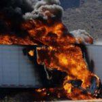 Las claves de cómo y porqué se incendian los vehículos industriales