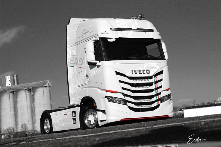 Iveco S Way Exclusivo Limited Edition 1