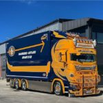 Holanda multa los camiones por reducir la visibilidad del parabrisas y ventanas laterales