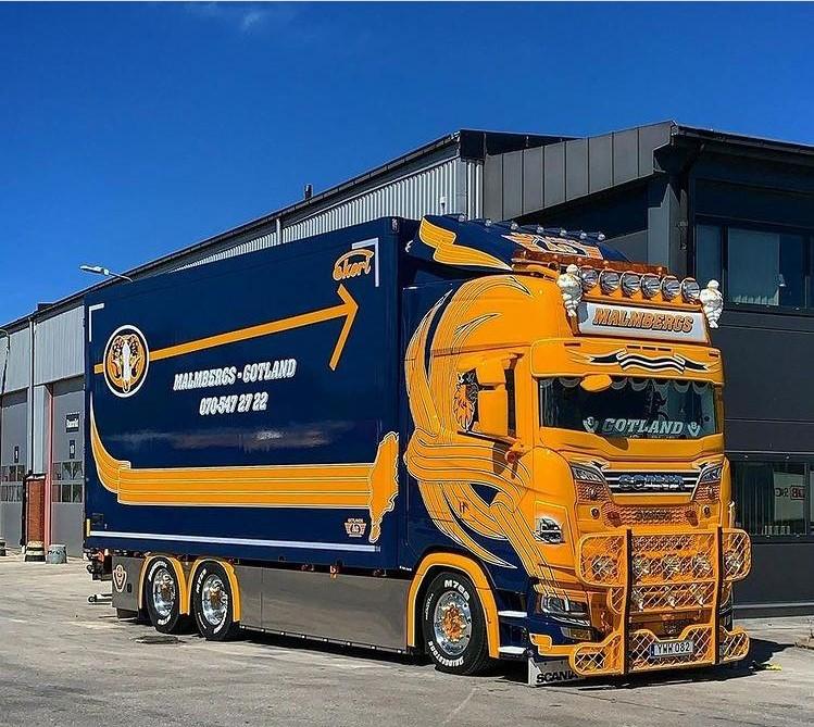 Scania ASG Malmbergs