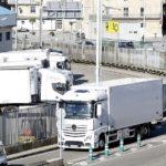 600.000 camiones recorren la fachada atlántica cada año