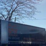 Un camionero fue drogado y despojado de toda la carga mientras descansaba en el aparcamiento.