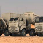 La defensa belga encarga 879 camiones militares a DAF por valor de 250 millones.