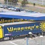 Waberer's vende más de 1.000 camiones