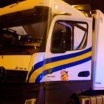 Detenido un camionero en la AP-7 que multiplicaba por ocho la tasa de alcoholemia