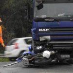 Detenido al dar positivo en drogas el camionero implicado en la muerte de un motorista en Berriz