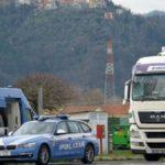 Multado con 1200€ un camionero con 70 años, por conducir un camión articulado.  En Italia, la edad máxima son 68