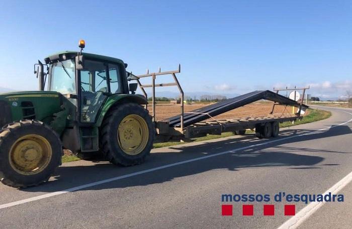 siurana tractor 2 1 g