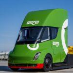 ¡¡Exclusiva!! La empresa Poul Schou compra el primer camión Tesla de Europa