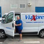 Viaxpress Logistics: amplía su red de franquiciados en paquetería  2.000 -3.000 € al mes