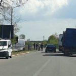 Fallece conductor de camión de 55 años, enfermó mientras conducía, pero logró detener el vehículo en el ultimo suspiro.