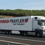 Furgo-Trayler necesita conductores transporte internacional estando en casa un día si y otro no.