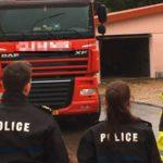 Tres meses de prisión y mil € de multa a un camionero que mató a un granjero maniobrando para cargar ganado