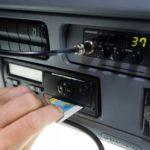 Multa de más de 13.000 € para el transportista, tras descubrir fraude con tacógrafo en A1 cerca de Holten