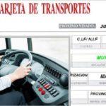 ¿Cómo obtener una tarjeta de transporte en España?