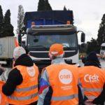 Sindicatos exigen beneficios fiscales para las empresas francesas que deseen pagar a sus conductores una prima Covid