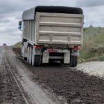 Multa de 500 euros y obligado a retirar el material vertido en Miranda de Arga