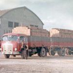 La primera conductora de camión de Lombardía cumple hoy 90 años