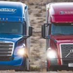 La empresa más grande de EEUU con 58.000 camiones sube 2 veces el sueldo por la escasez de conductores