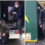 Un camionero portugués denuncia polizones ilegales en el camión y la policía le ignoró