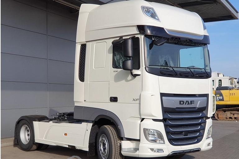 Usado Cabeza tractora DAF XF 4X2 2021 171594 3