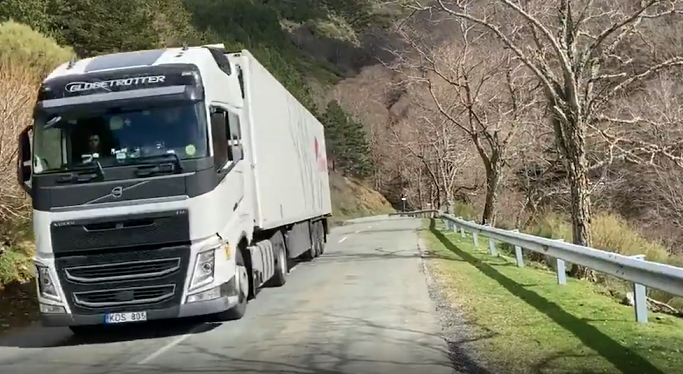 camion atrapado ezcaray triangulo bermudas