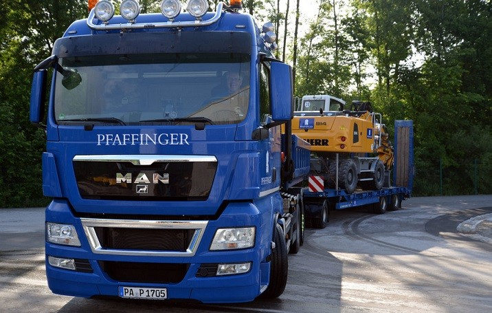 Camión Pfaffinger