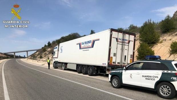 sucesos camionero alcohol koAE
