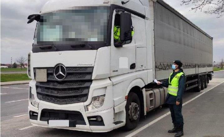 www Prawo Kierowca ciezarowki bez wymaganego prawa jazdy 1