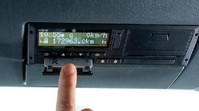 Continental VDO PP DTCO Cockpit