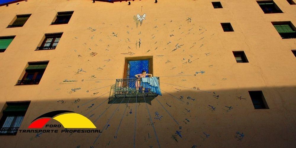 calles grafiteadas en madrid