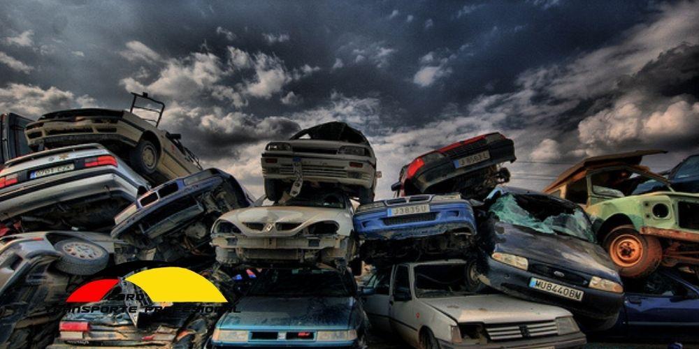 como vender un coche para desguace